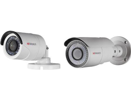 HD-TVI Цилиндрические камеры